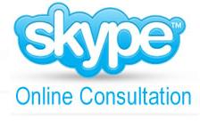SKYPE Online Consultation